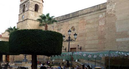 The Church of the Encarnación