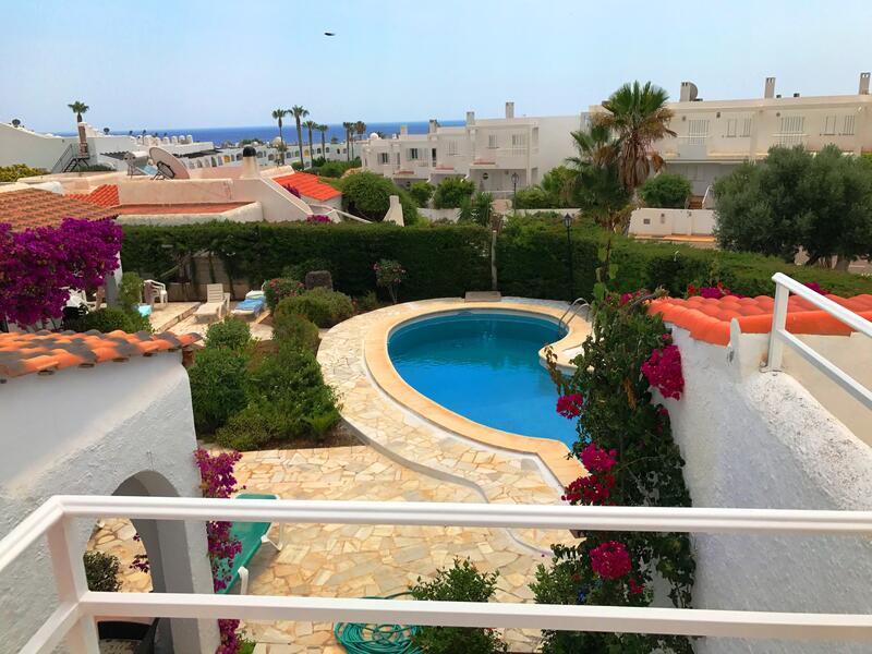 CASA LOOSLEY: Villa for Rent in Mojácar Playa, Almería
