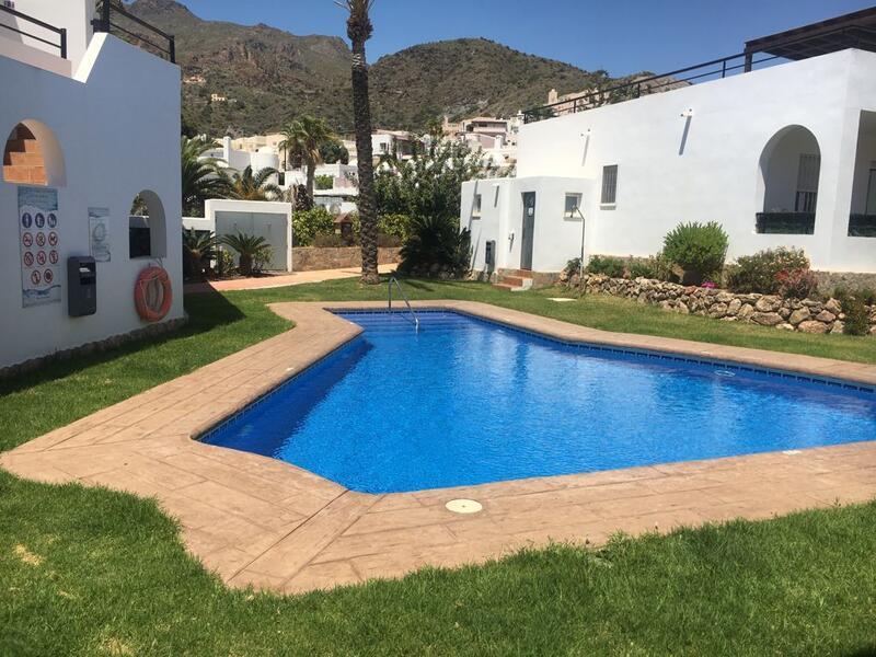 Apartment in Indabella II, Mojácar Playa, Almería