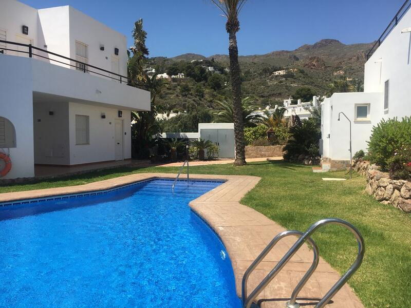IND2/AS/6: Apartment for Rent in Mojácar Playa, Almería