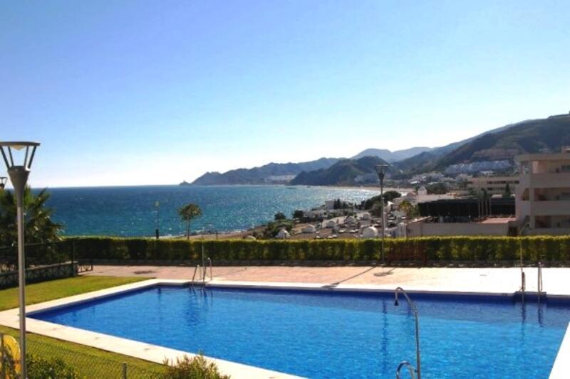 Apartment in Lance Nuevo, Mojácar Playa, Almería
