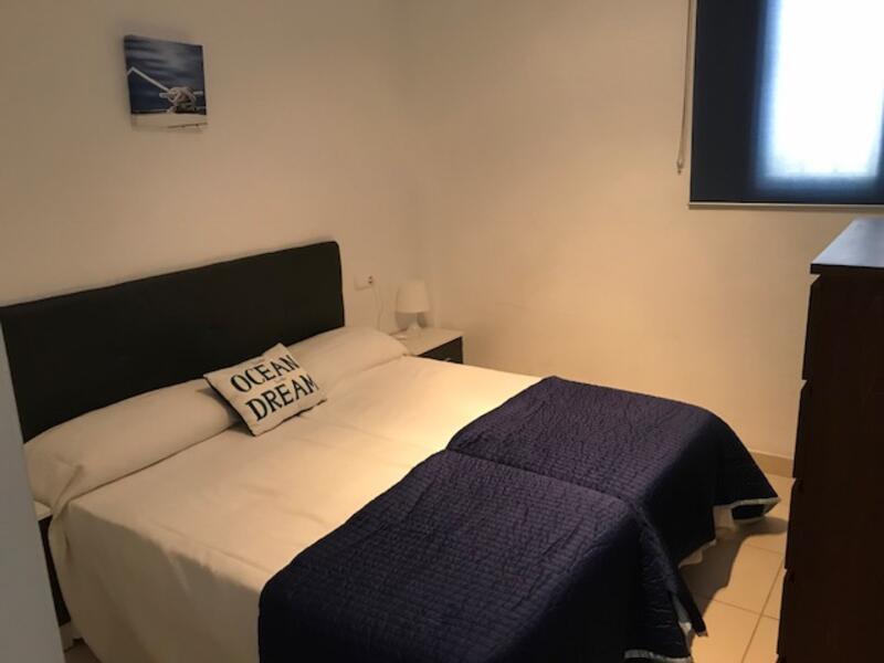LN/MP/1B: Apartment for Rent in Mojácar Playa, Almería