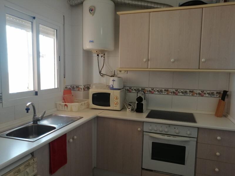 PM/IGR/10: Apartment for Rent in Mojácar Playa, Almería