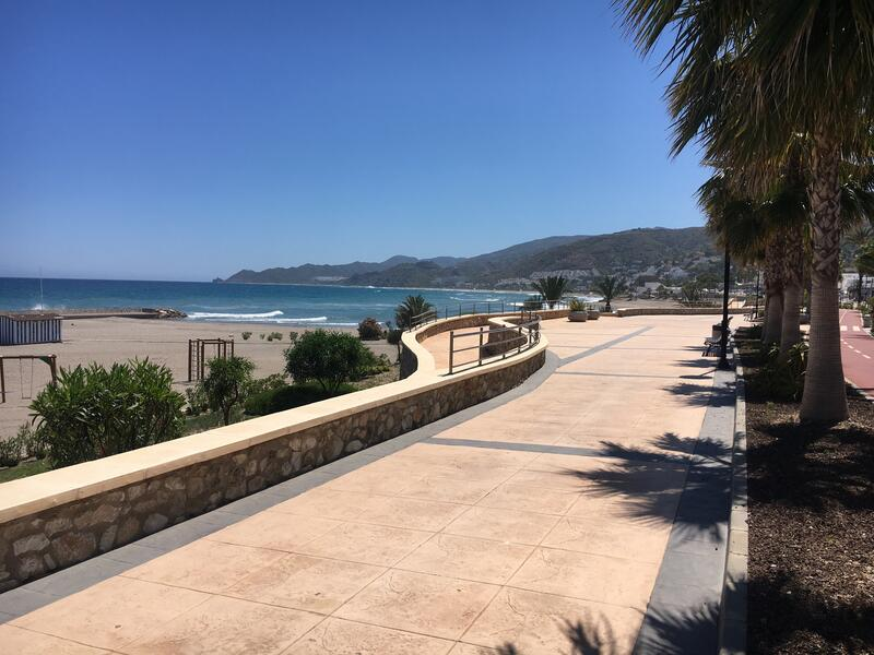 AB/JG/4A: Townhouse for Rent in Mojácar Playa, Almería