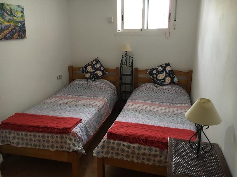 AL/BT/A1: Apartment for Rent in Mojácar Playa, Almería