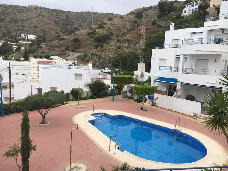 Apartment in Alcazaba, Mojácar Playa, Almería