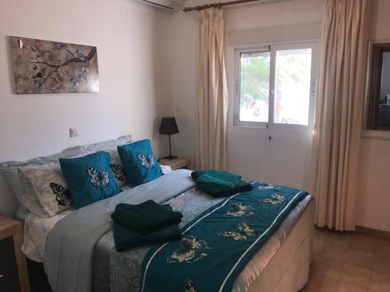 BDO/DC/4A: Villa for Rent in Mojácar Playa, Almería