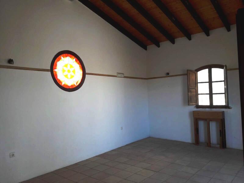 Casa Hermita: Cortijo for Sale in Sorbas, Almería