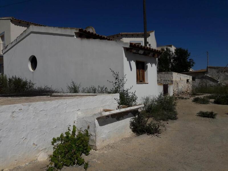 Cortijo in Casa Hermita, Sorbas, Almería