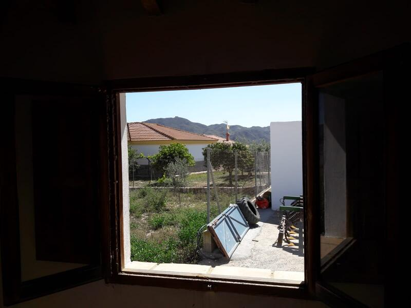 Casa Picaza: Villa en venta en Sorbas, Almería