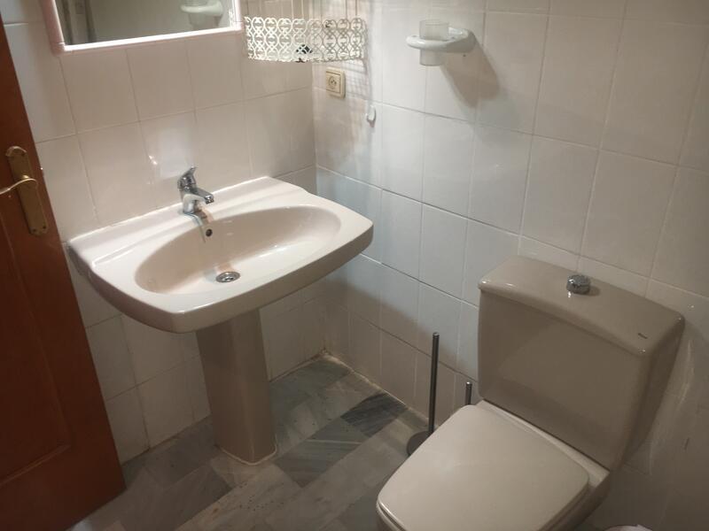 CM/TD/34: Apartment for Rent in Mojácar Playa, Almería