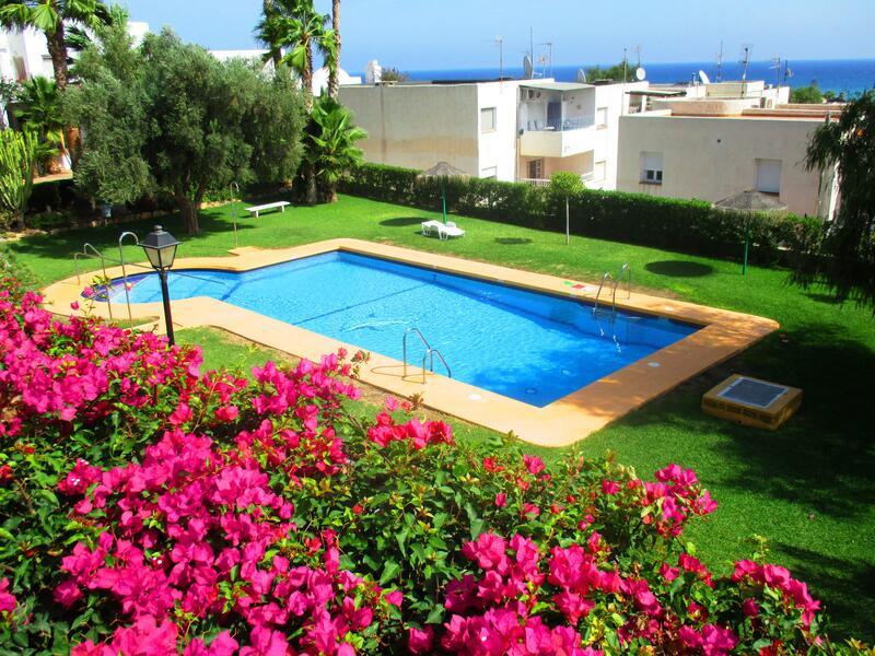 Apartment in Campo Mar, Mojácar Playa, Almería
