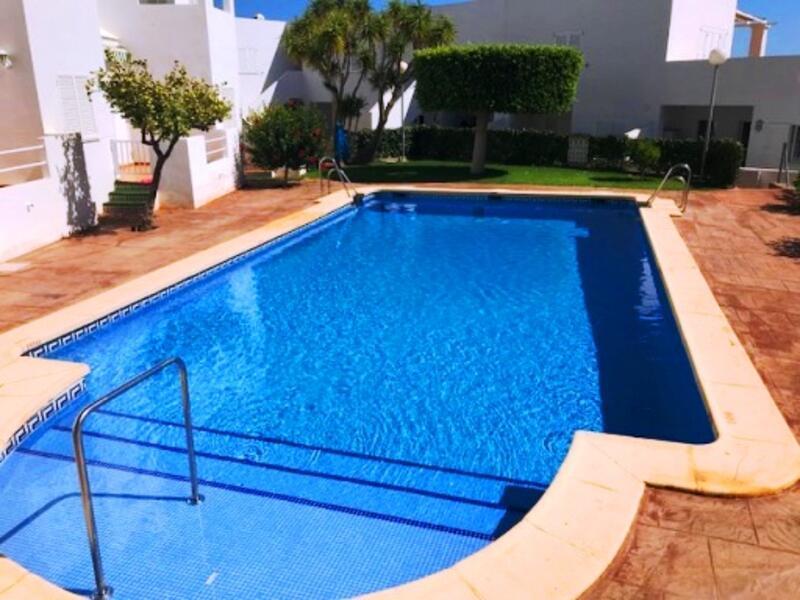 Apartment in El Romeral, Mojácar Playa, Almería