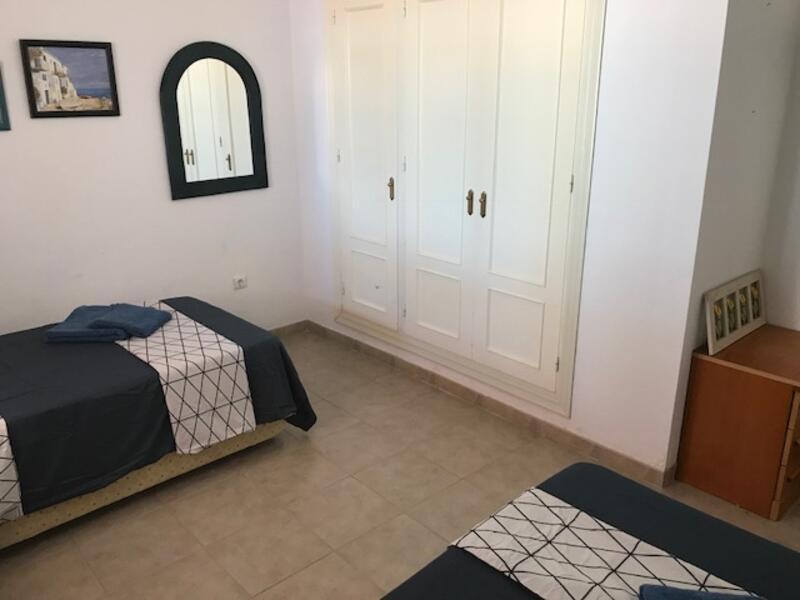 ESP/TR/18: Apartamento en alquiler en Mojácar Playa, Almería