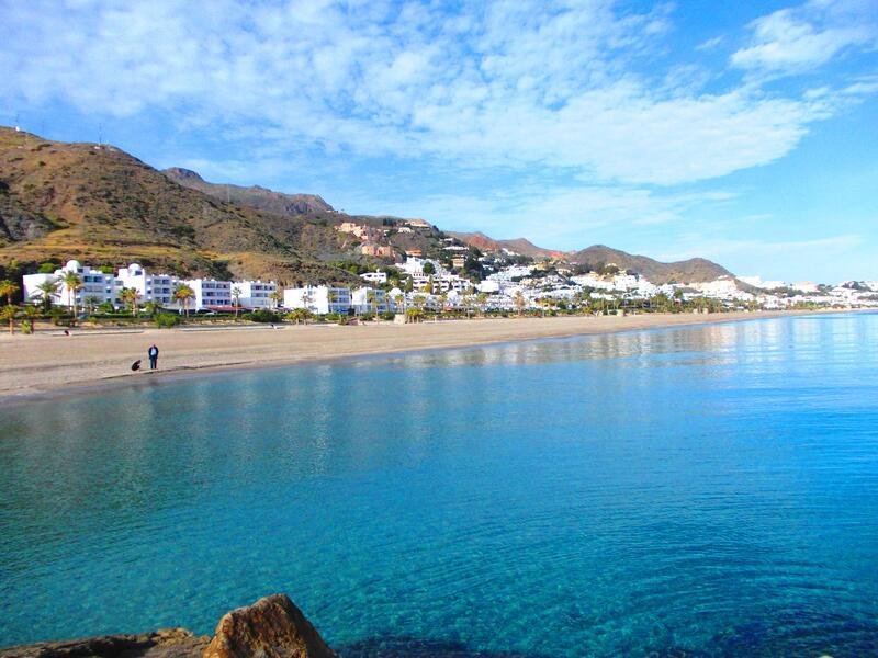 Apartment in Apartamentos Indalo, Mojácar Playa, Almería
