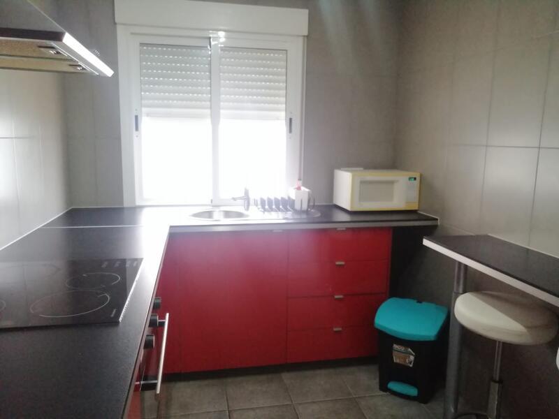 IA/MM/424: Apartamento en alquiler en Mojácar Playa, Almería
