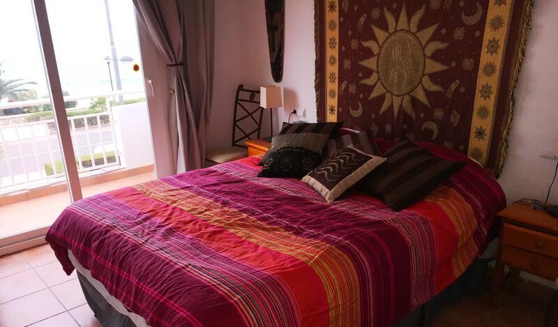 IND/IVS/18: Apartment for Rent in Mojácar Playa, Almería