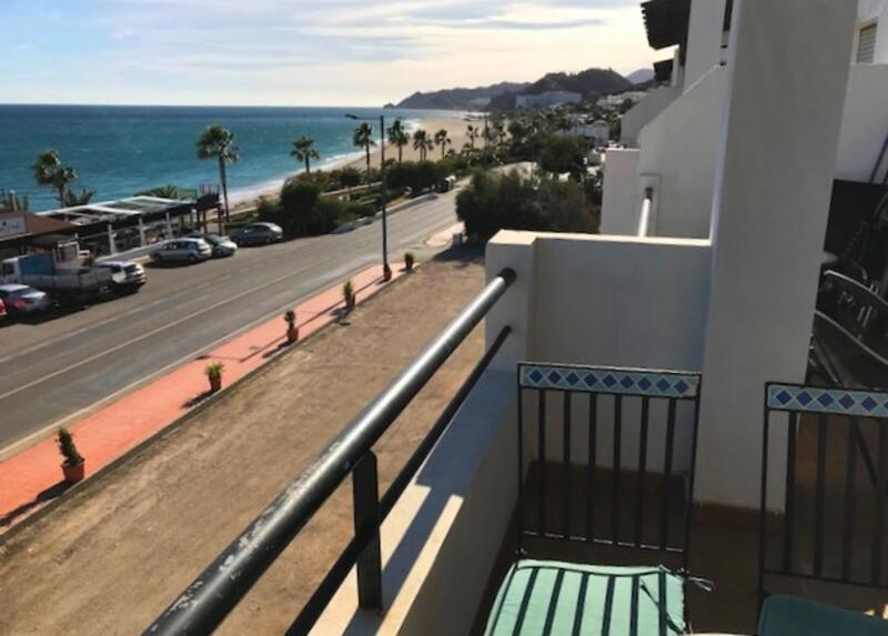 IND2/ML/8: Apartment for Rent in Mojácar Playa, Almería