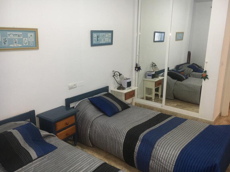 LA/RG/11: Apartment for Rent in Mojácar Playa, Almería