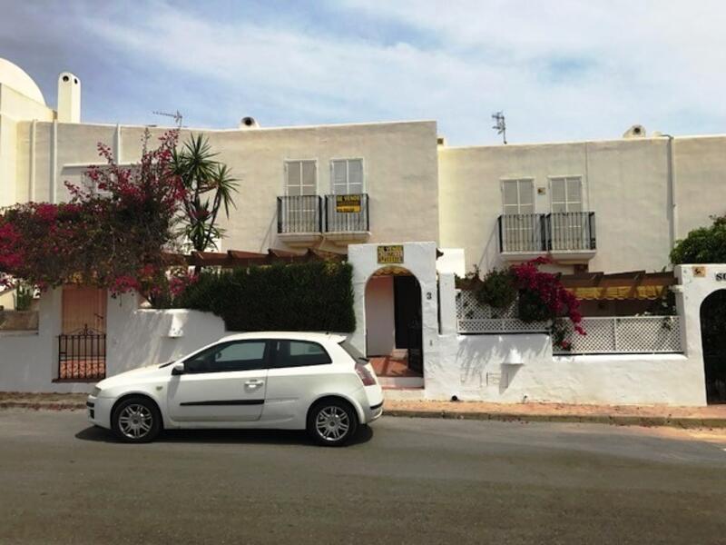 Townhouse in El Palmeral, Mojácar Playa, Almería