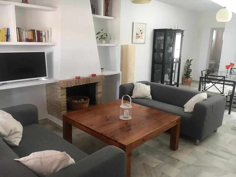 LBL/MN/8: Townhouse for Rent in Mojácar Playa, Almería