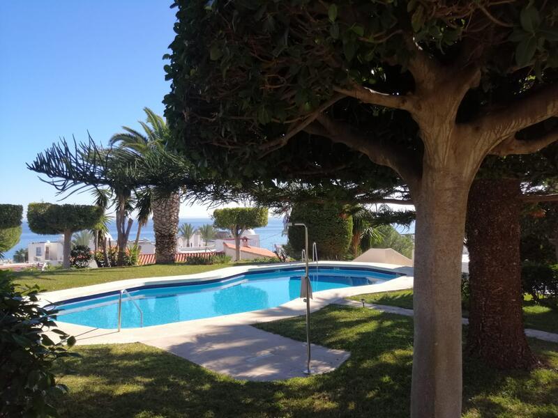 LBL/RB/9: Townhouse for Rent in Mojácar Playa, Almería