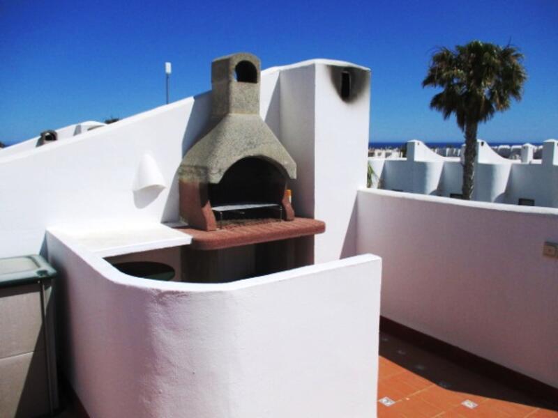 LDA/HJ/6C: Townhouse for Rent in Mojácar Playa, Almería