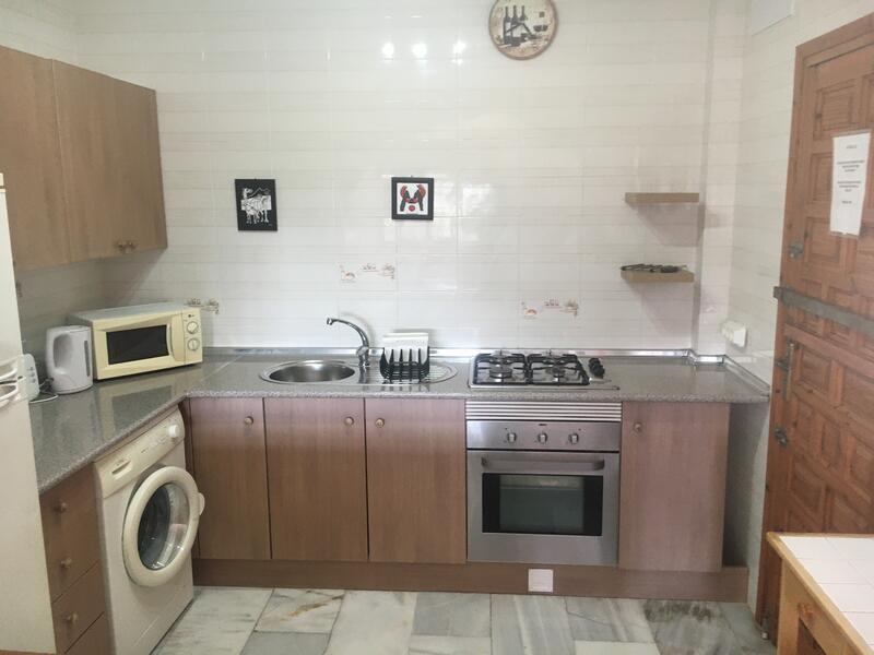 LM/CS/7C: Apartment for Rent in Mojácar Playa, Almería