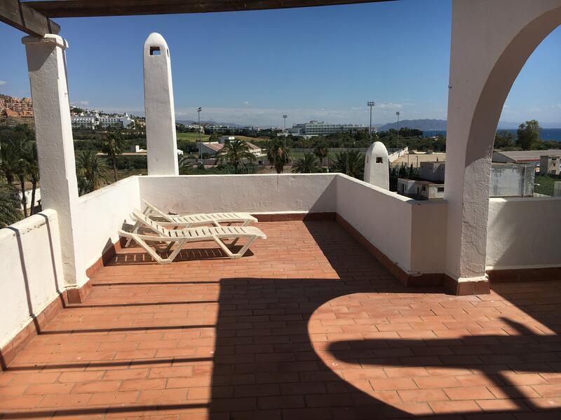 Apartment in La Mata, Mojácar Playa, Almería