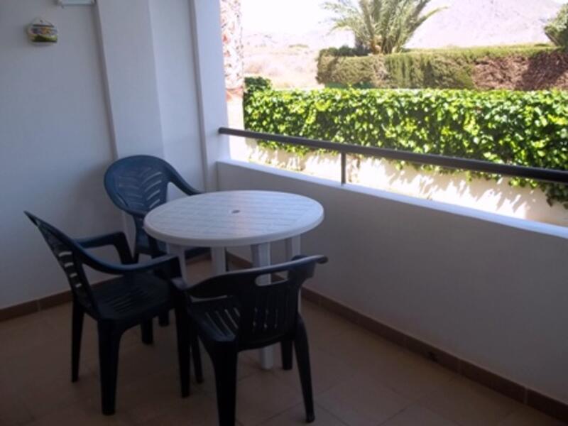 LP/CP/26: Apartment for Rent in Mojácar Playa, Almería