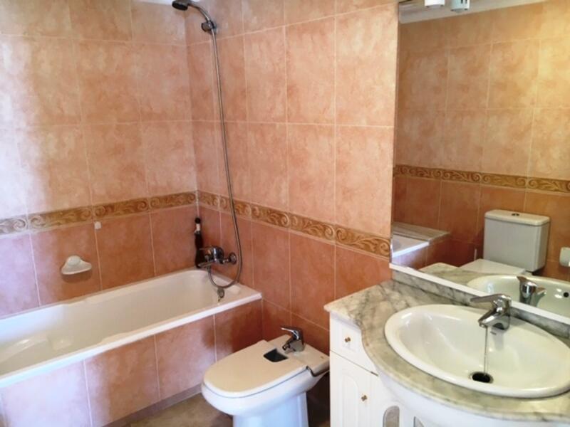 LZ/IVS/14: Apartamento en alquiler en Mojácar Playa, Almería