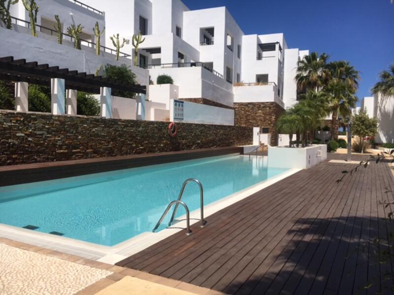 MC/LG/25.1: Apartment for Rent in Mojácar Playa, Almería
