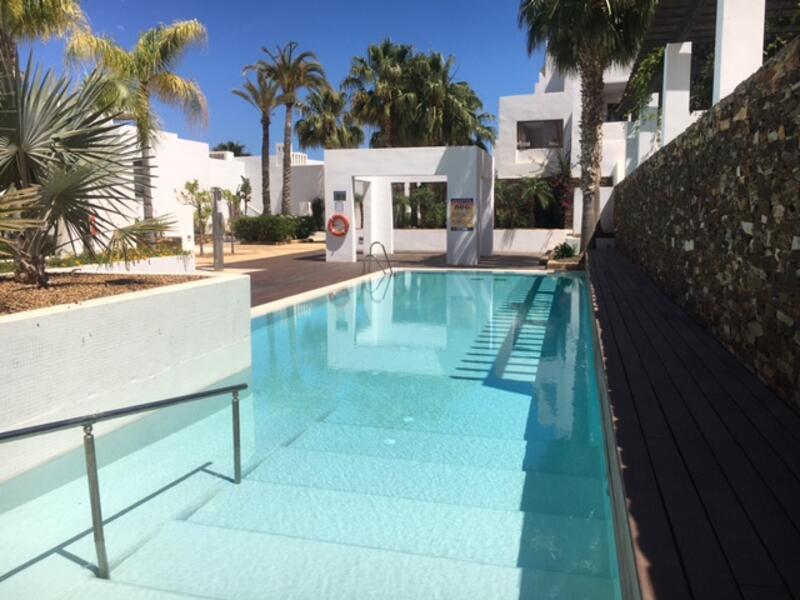 Apartamento en Urbanizacion Macenas, Mojácar Playa, Almería