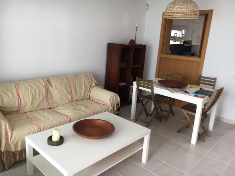 MC/PTS: Apartment for Rent in Mojácar Playa, Almería