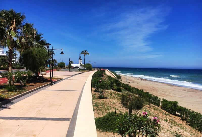 mel/20: Apartment for Rent in Mojácar Playa, Almería