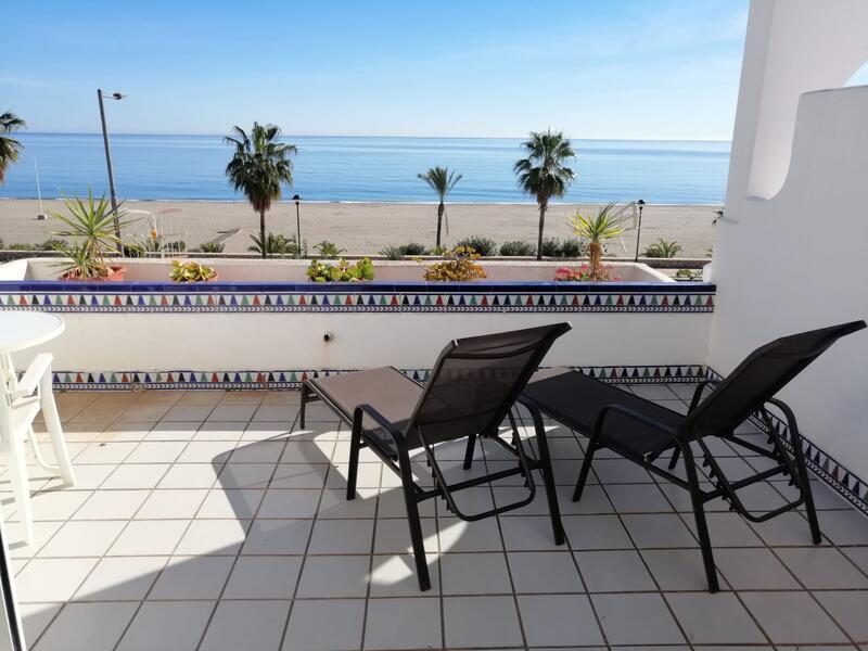 Apartment in Alfaix, Mojácar Playa, Almería