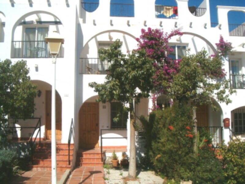 Townhouse in Mirador del Mar, Mojácar Playa, Almería