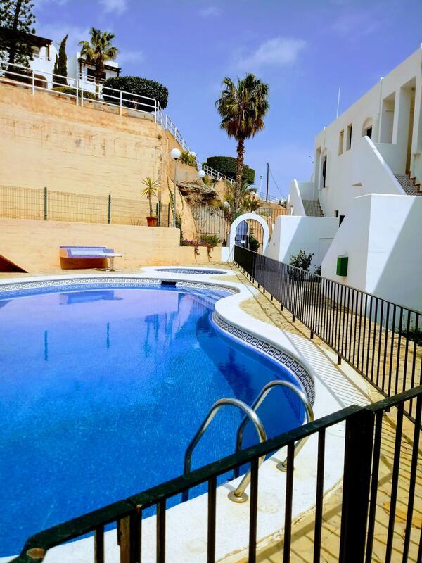 MS/ZG/13: Apartment for Rent in Mojácar Playa, Almería