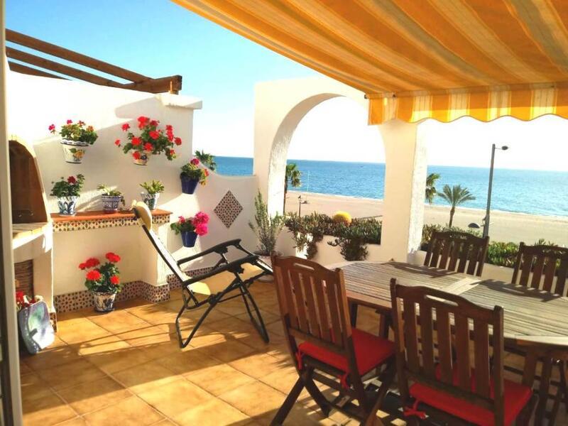 Apartment in Mari Sol, Mojácar Playa, Almería