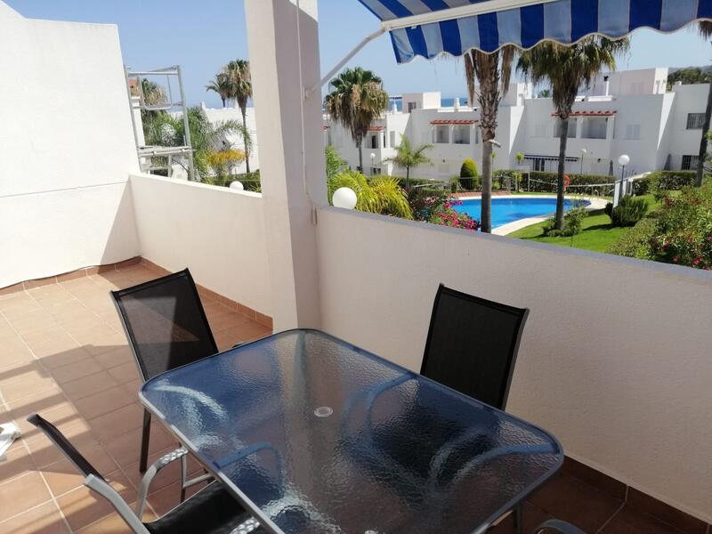 OA/IS/28: Apartment for Rent in Mojácar Playa, Almería
