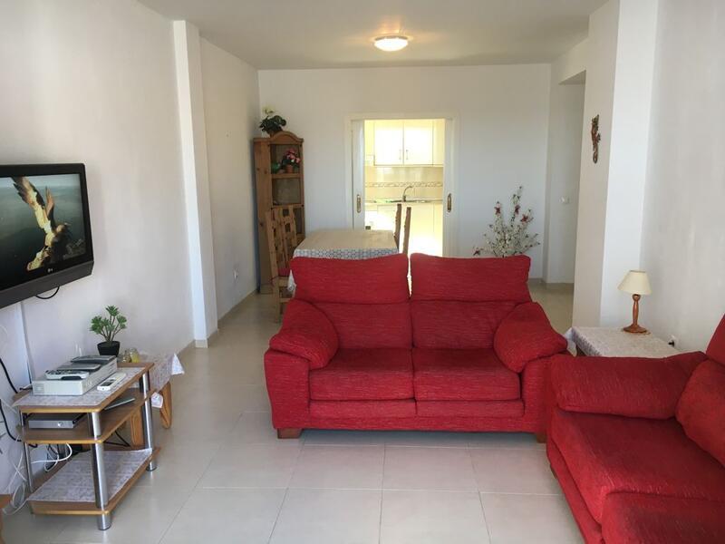 OA2/IVS/51: Apartment for Rent in Mojácar Playa, Almería