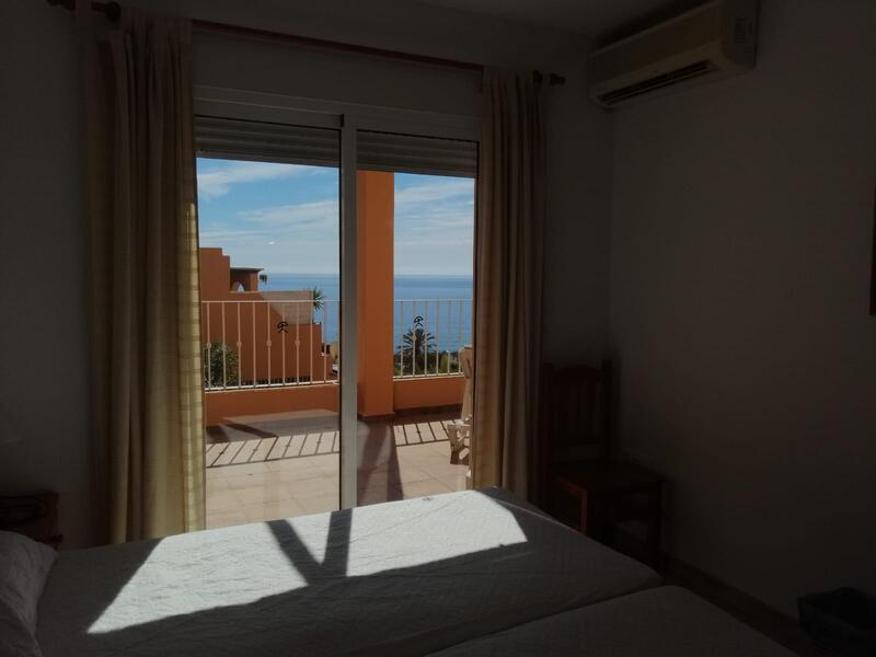 PM/RF/10: Apartment for Rent in Mojácar Playa, Almería