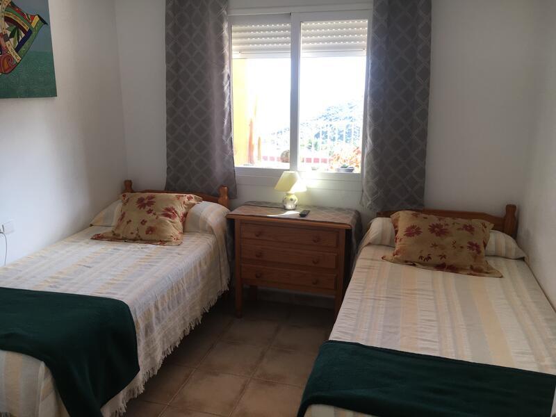 PM1/TG/11: Apartment for Rent in Mojácar Playa, Almería