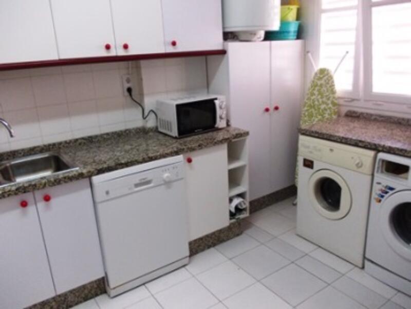 PP/IV/5A: Apartment for Rent in Mojácar Playa, Almería