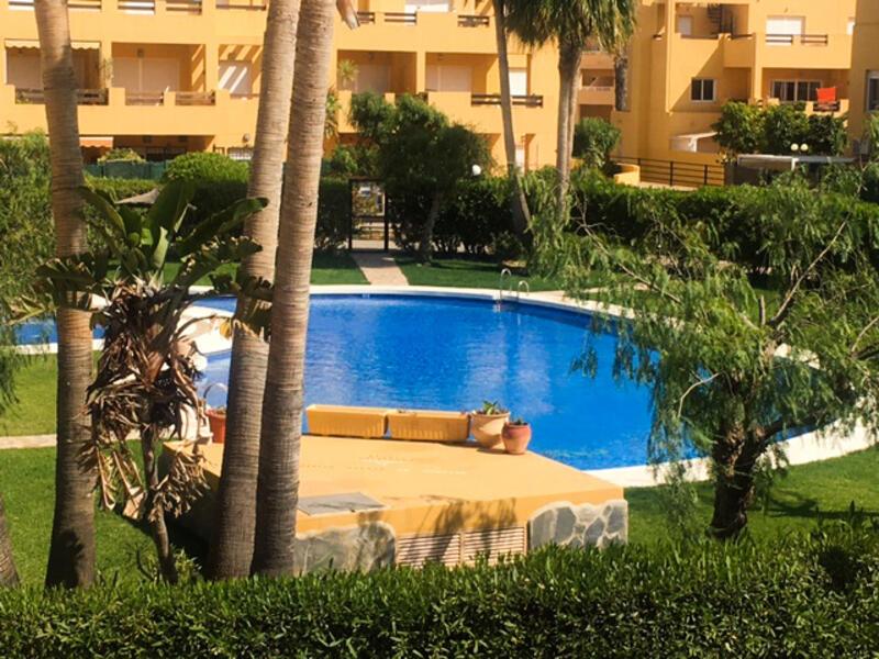 PR/PK/311: Apartment for Rent in Vera Playa, Almería