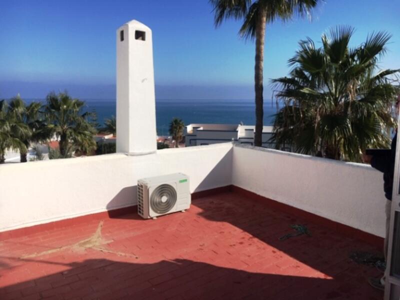 PT/IR/8: Townhouse for Rent in Mojácar Playa, Almería