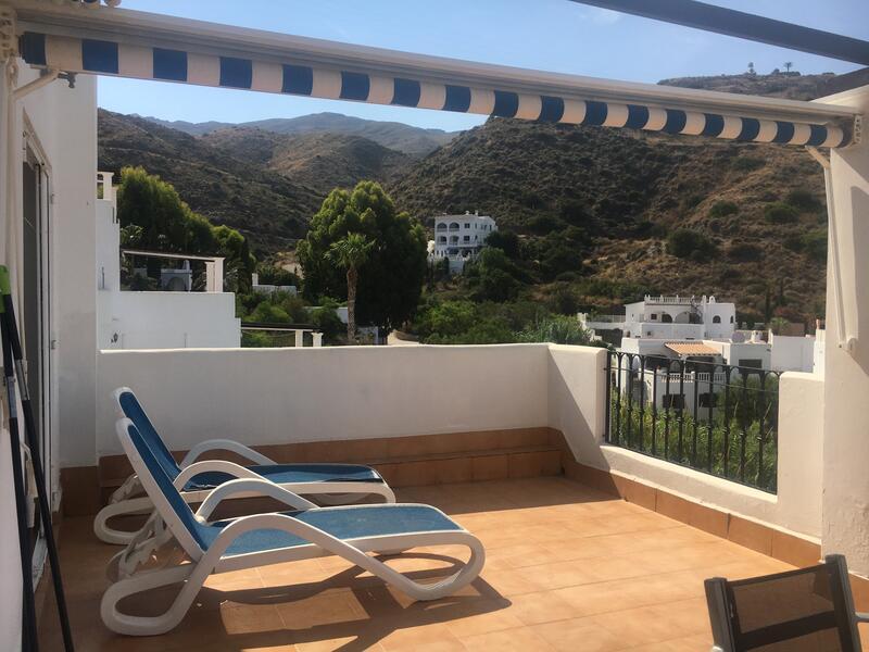 RC/KO/58: Apartment for Rent in Mojácar Playa, Almería