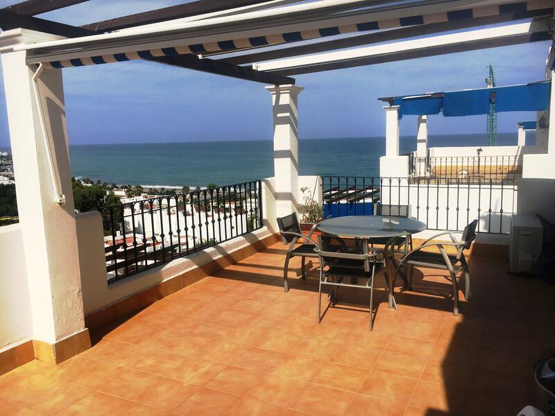 RC/KO/58: Apartamento en alquiler en Mojácar Playa, Almería