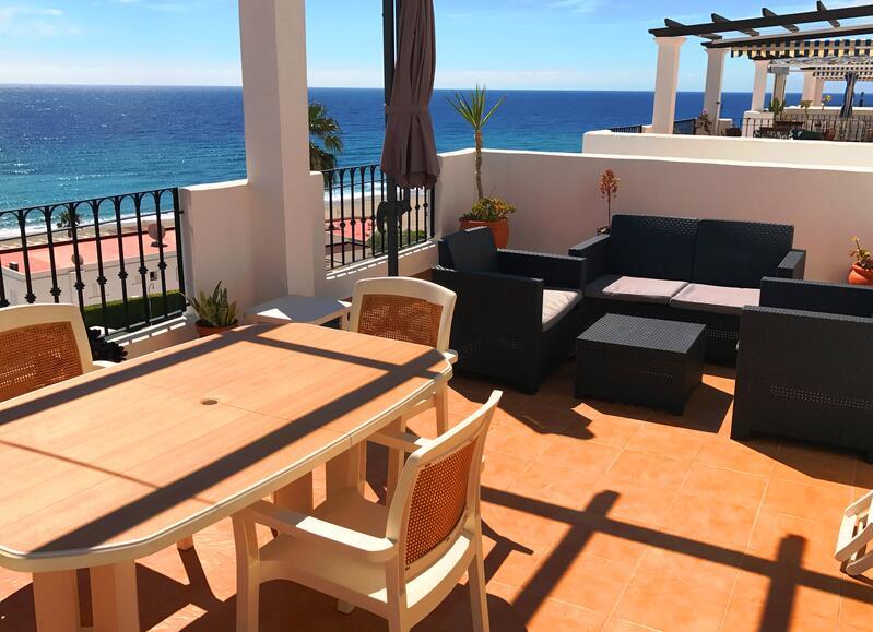 RC/OT/16: Apartment for Rent in Mojácar Playa, Almería