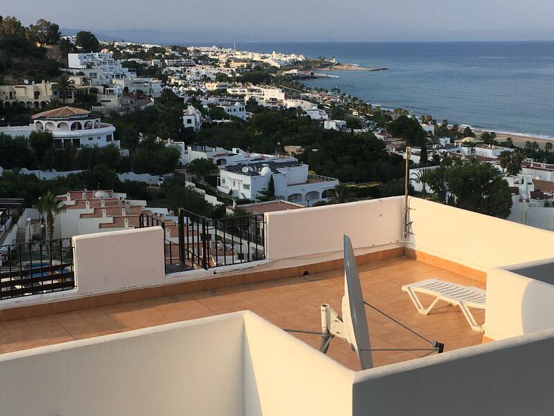 Apartment in Residencia Las Cumbres, Mojácar Playa, Almería